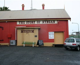 Nyngan Museum - Accommodation Coffs Harbour