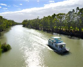 Edward River - Accommodation Coffs Harbour