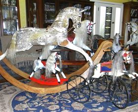 Rocking Horse Restorations - Accommodation Coffs Harbour
