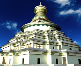 The Great Stupa of Universal Compassion - Accommodation Coffs Harbour