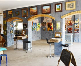 Splatter Gallery and Art Studio - Accommodation Coffs Harbour