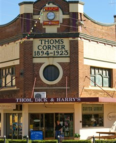 Thom Dick and Harrys - Accommodation Coffs Harbour