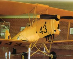 Tiger Moth Memorial - Accommodation Coffs Harbour