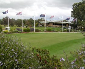 Tocumwal Golf Club - Accommodation Coffs Harbour