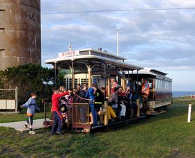 Portland Cable Trams - Accommodation Coffs Harbour
