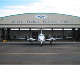 Royal Flying Doctor Service Dubbo Base Education Centre Dubbo - Accommodation Coffs Harbour