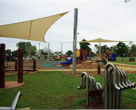 Livvi's Place Playground - Accommodation Coffs Harbour
