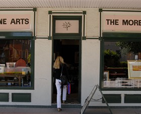 The Moree Gallery - Accommodation Coffs Harbour