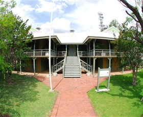 Moree Lands Office Historical Building - Accommodation Coffs Harbour