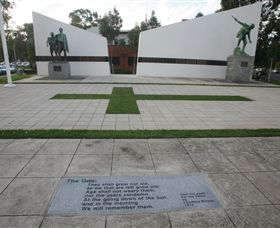 Shepparton Cenotaph - Accommodation Coffs Harbour