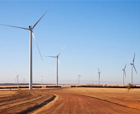 Merredin Collgar Wind Farm - Accommodation Coffs Harbour