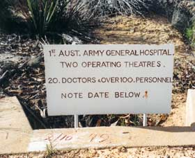 Army General Hospital Site - Accommodation Coffs Harbour