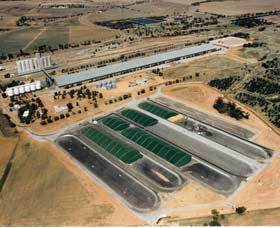 Co-operative Bulk Handling CBH Wheat Storage and Transfer Depot - Accommodation Coffs Harbour