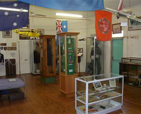 Coolamon RSL Memorial Museum - Accommodation Coffs Harbour