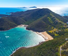 Basil Bay on Keswick Island - Accommodation Coffs Harbour