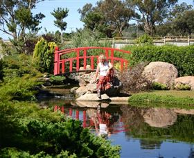 Wellington Osawano Japanese Gardens - Accommodation Coffs Harbour