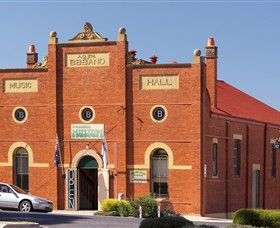 Corowa Federation Museum - Accommodation Coffs Harbour