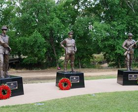 VC Memorial Park - Honouring Our Heroes - Accommodation Coffs Harbour
