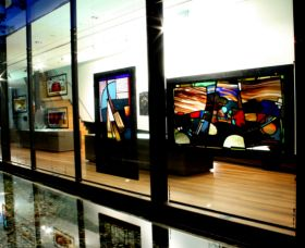 National Art Glass Collection - Accommodation Coffs Harbour