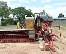 Ed's Old Farm Machinery Museum - Accommodation Coffs Harbour
