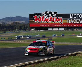 Winton Motor Raceway - Accommodation Coffs Harbour