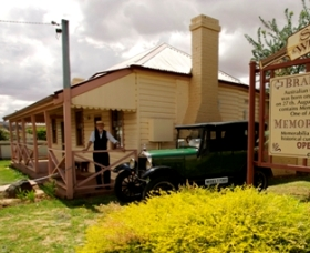 Bradmans Birthplace Museum Cootamundra - Accommodation Coffs Harbour