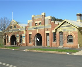 The Arts Centre Cootamundra - Accommodation Coffs Harbour