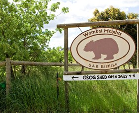 Wombat Heights Orchard and Grog Shed - Accommodation Coffs Harbour