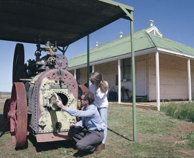 Courthouse Museum Yalgoo