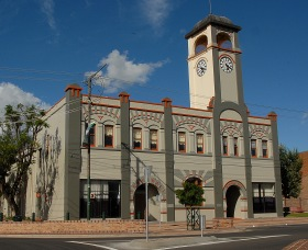 Gunnedah Cultural Precinct - Accommodation Coffs Harbour