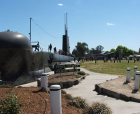 Holbrook Submarine Museum - Accommodation Coffs Harbour