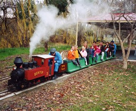 Holbrook Miniature Railway - Accommodation Coffs Harbour
