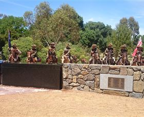 Light Horse Memorial - Accommodation Coffs Harbour