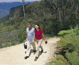 Blue Mountains Walking Tracks - Accommodation Coffs Harbour