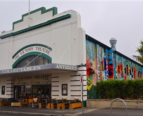 The Victory Theatre Antique Centre - Accommodation Coffs Harbour