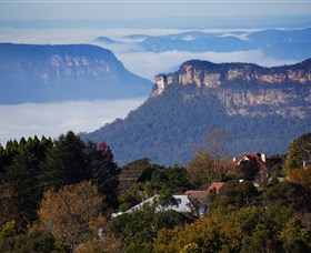Blue Mountains National Park - Accommodation Coffs Harbour