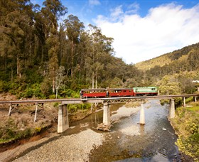Walhalla Goldfields Railway - Accommodation Coffs Harbour