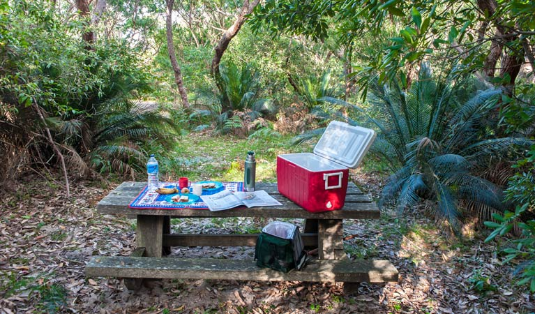 Little Llangothlin picnic area - Accommodation Coffs Harbour