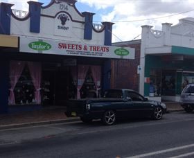 Taylors Sweets and Treats - Accommodation Coffs Harbour