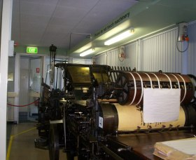 Queanbeyan Printing Museum - Accommodation Coffs Harbour