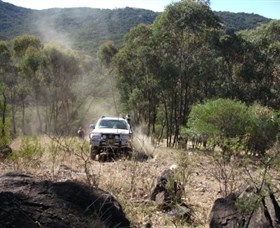 Geraldine 4WD Recreation Park - Accommodation Coffs Harbour