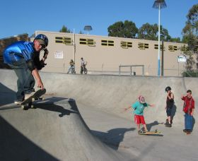 Goulburn Skate Park - Accommodation Coffs Harbour