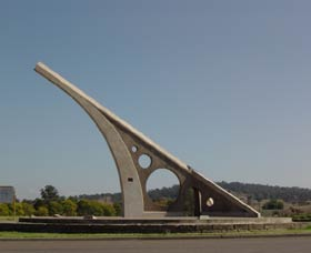 Singleton Sundial - Accommodation Coffs Harbour