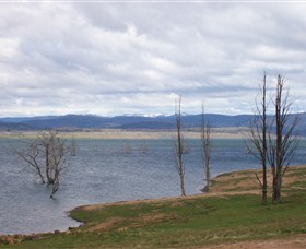 Lake Eucumbene - Accommodation Coffs Harbour