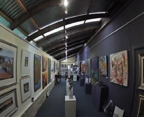 Purple Noon Gallery - Accommodation Coffs Harbour