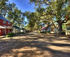 The Australiana Pioneer Village - Accommodation Coffs Harbour