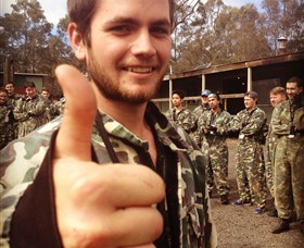 Ultimate Paintball - Accommodation Coffs Harbour