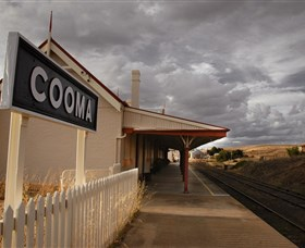 Cooma Monaro Railway - Accommodation Coffs Harbour