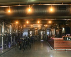 Pumpyard Bar and Brewery - Accommodation Coffs Harbour