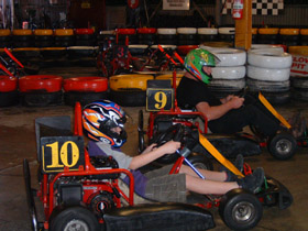 Indoor Kart Hire O'Connor - Accommodation Coffs Harbour